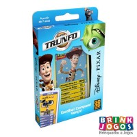 Super Trunfo Disney Pixar