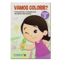 Vamos Colorir Volume 02