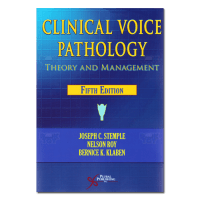 Clinical Voice Pathology Theory And Management