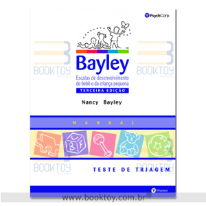 Bayley III Manual do Teste de Triagem